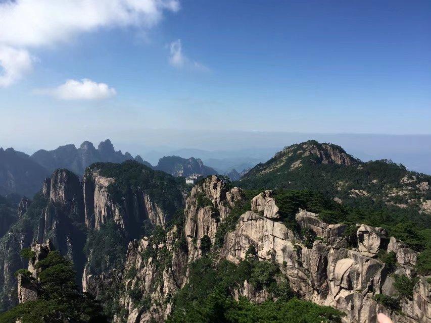 3月报价 淄博去黄山、西递宏村、九华山高铁五日游