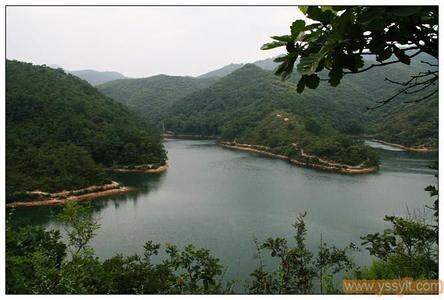 淋漓湖风景区