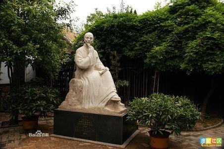 蒲松龄纪念馆